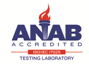 ISO/IEC 17025:2005 ANAB Certificate of Accreditation/Scope