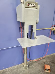 astm lab drop test machine
